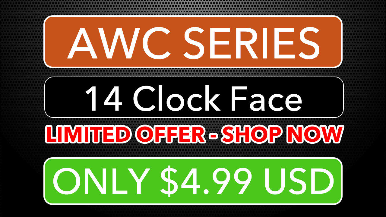 AWC Series Bundle only 4.99 USD